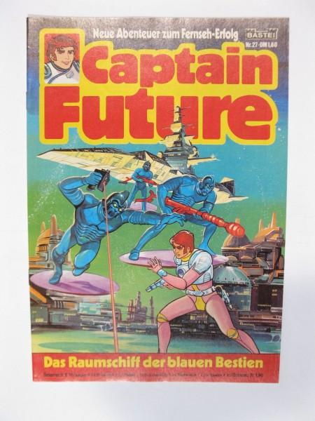 Captain Future Nr.27 Bastei im Zustand (0-1). 67123