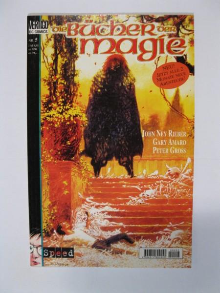 Bücher der Magie 5 Comic Tilsner / Speed Verlag 99021