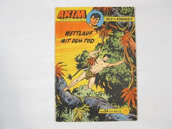 Akim Held des Dschungels Nr. 24 Lehning Vlg. 30525