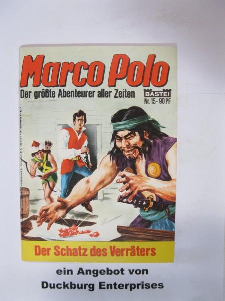 Marco Polo Nr. 15 Bastei Verlag im Zustand (1) 49002