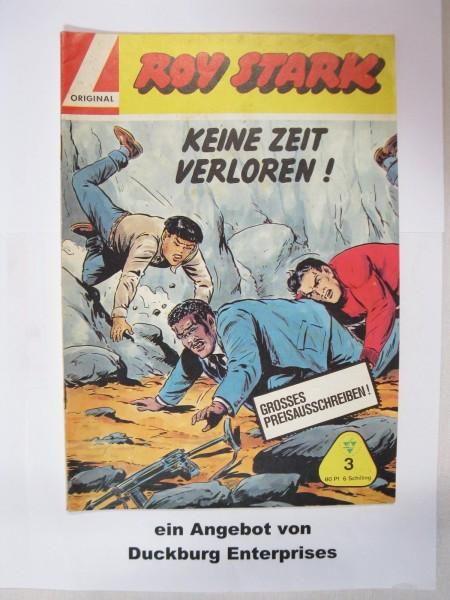 Roy Stark Nr. 3 Lehning Verlag Wäscher im Zustand (2) 46916