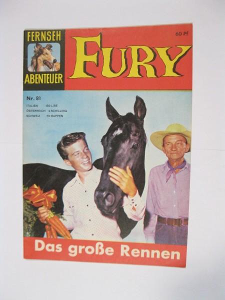 Fernsehabenteuer Fury Nr. 81 Tessloff Vlg. im Z (1). 93435