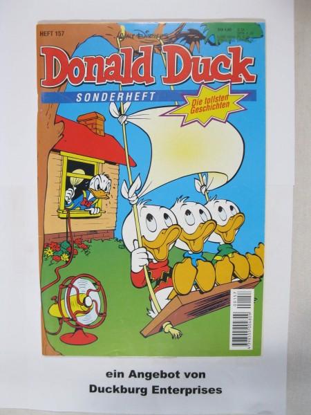 tollsten Geschichten Donald Duck 157 Ehapa Verlag im Zustand (1) 48323