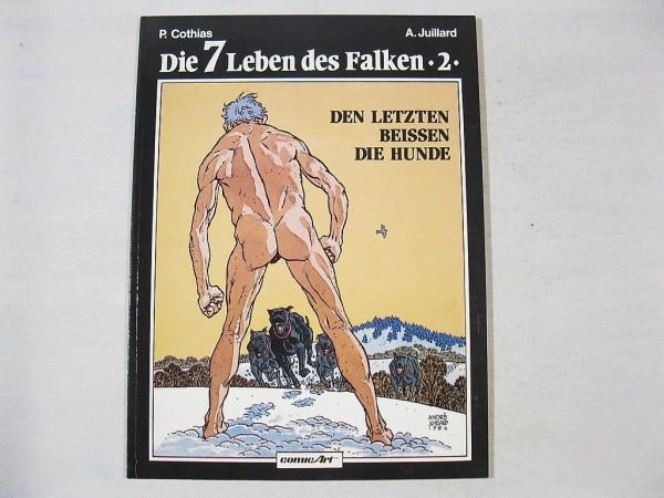 Sieben Leben des Falken Nr. 2 Carlsen 1.Aufl. 25487