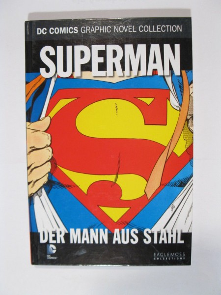 DC Comics Graphic Novel Collection Nr. 13 Superman Eaglemoss Hardcover 76311
