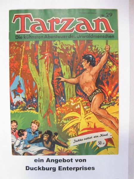 Tarzan Großband Nr. 29 Mondial Verlag im Zustand (1-2) 46580