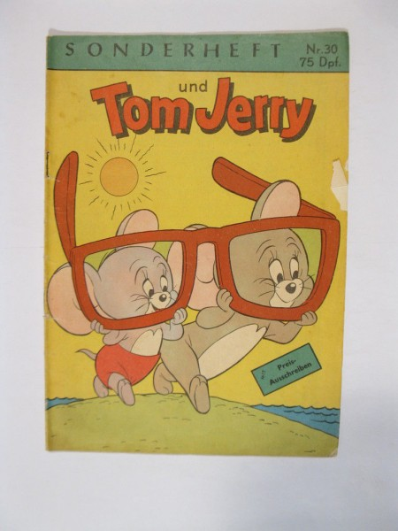 Tom und Jerry Sonderheft Nr. 30 Semrau Verlag im Zustand (3) 71949