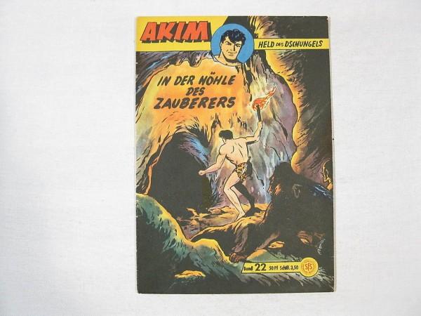 Akim Held des Dschungels Nr. 22 Lehning Vlg. 30524