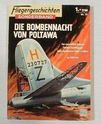 Fliegergeschichten Sonderband Nr. 15 Moewig 14606 in Z1