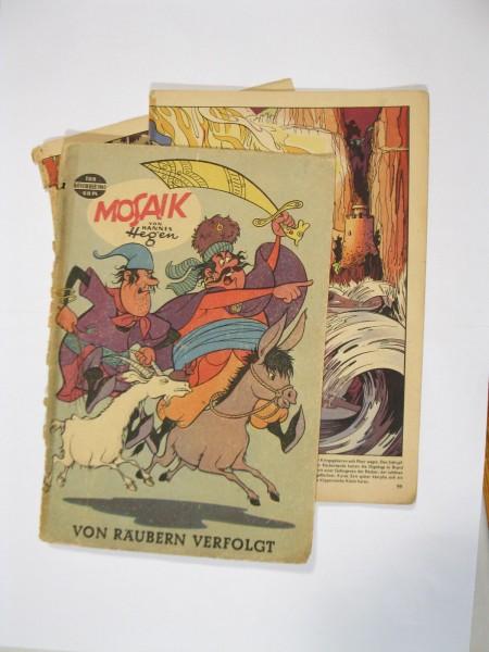 Mosaik DDR Comic Nr. 108 Vlg. Junge Welt im Zustand (3-4). 65147
