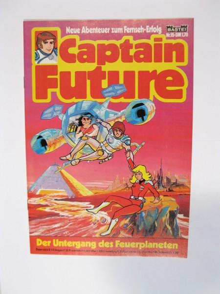 Captain Future Nr.15 Bastei im Zustand (1). 83529