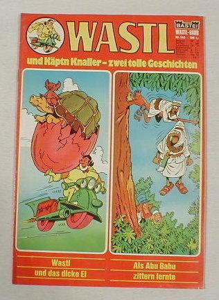 Wastl Nr. 148 Comic Bastei Verlag 17169