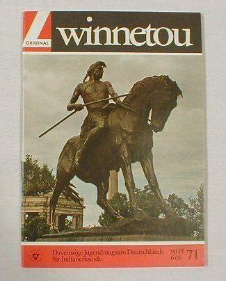 Winnetou 71 Lehning Verlag Karl May 11555