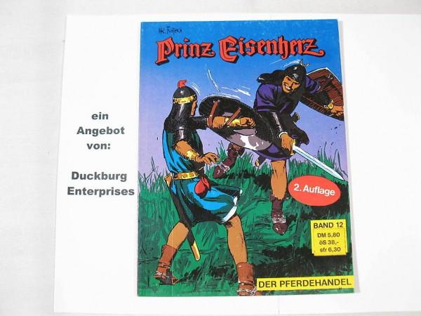 Prinz Eisenherz 2.Auflage Nr. 12 Pollischansky 26696