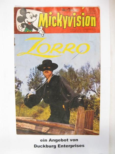Mickyvision / Micky Vision 1963/ 9 Ehapa Verlag im Zustand (2) 47271