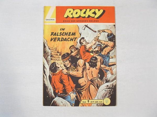 Rocky Nr. 9 Lehning Verlag im Z (1-2) 35704
