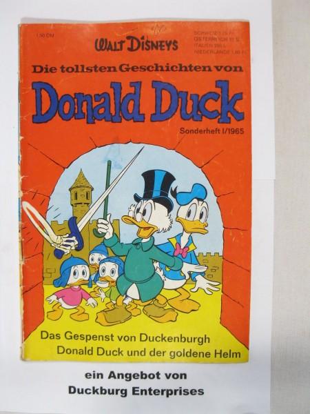 tollsten Geschichten Donald Duck 1 Ehapa Verlag im Zustand (2-3) 48353