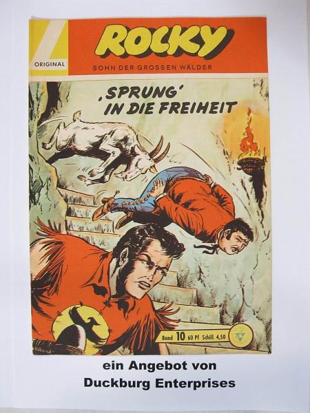 Rocky Nr. 10 Lehning Verlag im Z (1-2 rK) 40441