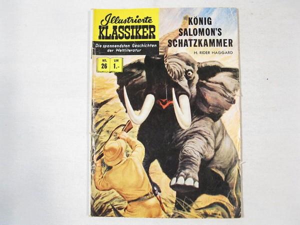 Illustrierte Klassiker 26 (BSV Verlag ab 1956) 33451