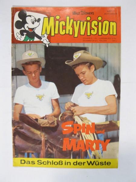 Mickyvision / Micky Vision 1963/ 7 Ehapa Verlag im Zustand (2). 79483