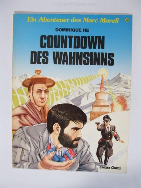 Abenteuer des Marc Marell Nr. 4 Carlsen Comic im Zustand (1) 79369