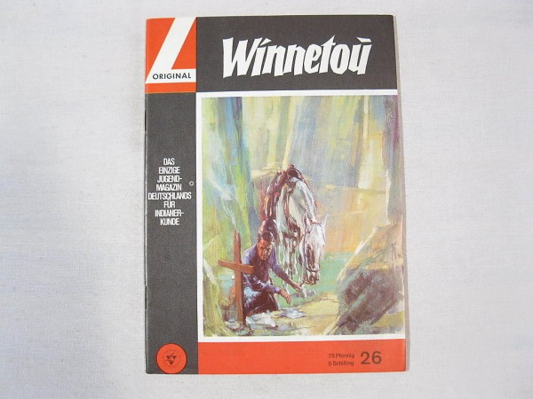 Winnetou 26 Lehning Verlag/ Karl May in Z (1) 35240