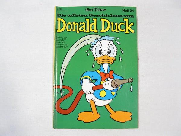 Tollsten Geschichten Donald Duck 24 Ehapa 35524