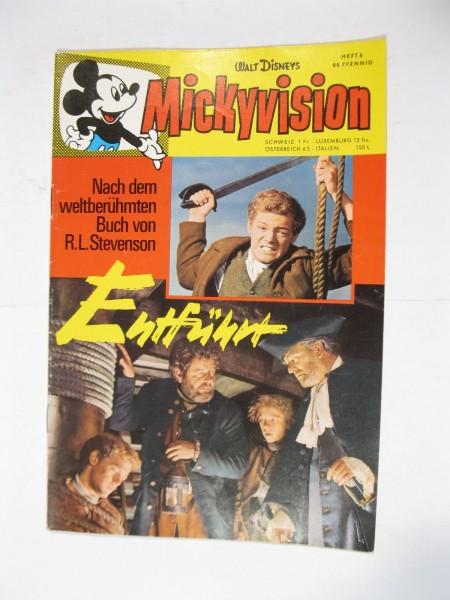 Mickyvision / Micky Vision 1963/ 6 Ehapa im Zustand (1/1-2). 95173