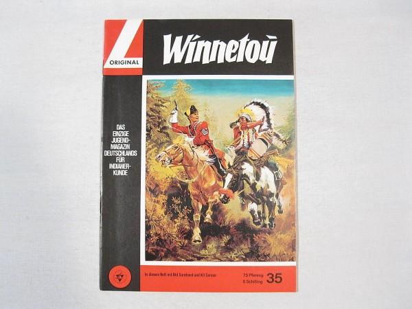 Winnetou 35 Lehning Verlag/ Karl May in Z (0-1) 35236