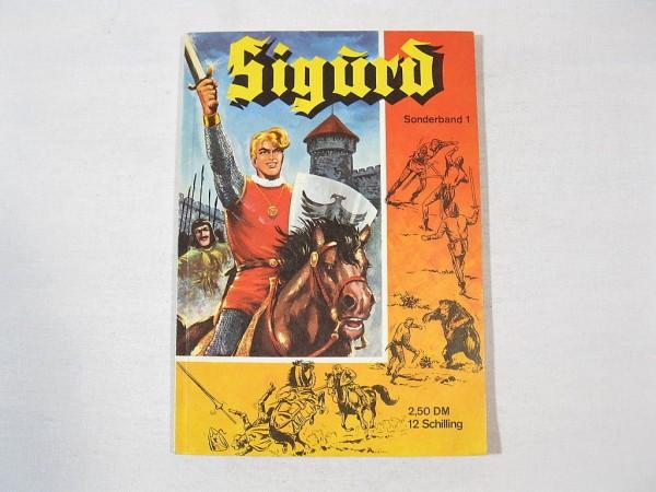 Sigurd Sonderband Nr. 1 Lehning in Z(1-2) 34312