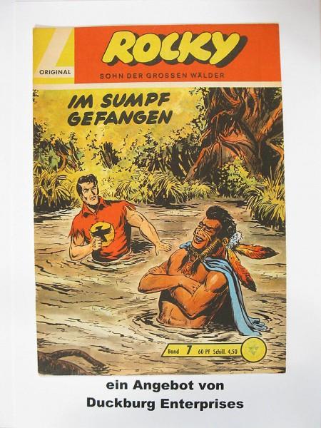 Rocky Nr. 7 Lehning Verlag im Z (1-2 rK) 40438