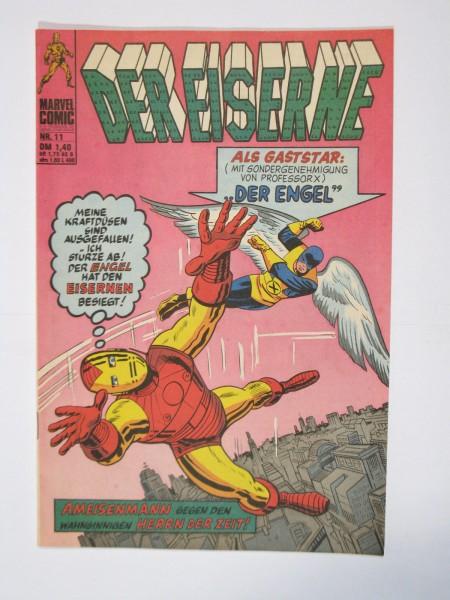 Eiserne Nr. 11 Marvel Williams im Zustand (1). 66193