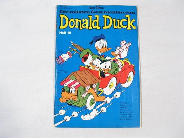 Tollste Geschichten Donald Duck 18 Ehapa 35522