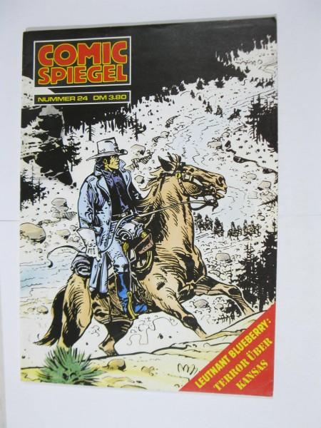 Comic Spiegel Magazin Nr. 24 mit Inhaltsverzeichnis Feest Vlg. . 117619