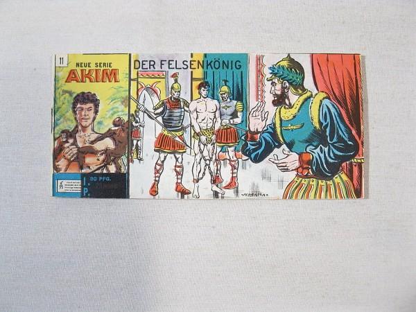 Akim Neue Serie Nr. 11 Bozzesi Verlag Piccolo 34021