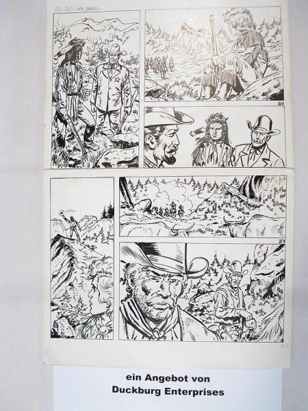 Silberpfeil Originalseite 21 aus Heft 366 Frank Sels (27883)