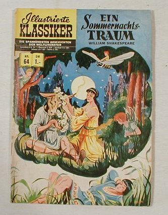 Illustrierte Klassiker 64 (BSV Verlag ab 1956) 17665