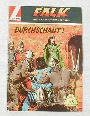 Falk Großband Nr. 115 (Lehning ) 7744