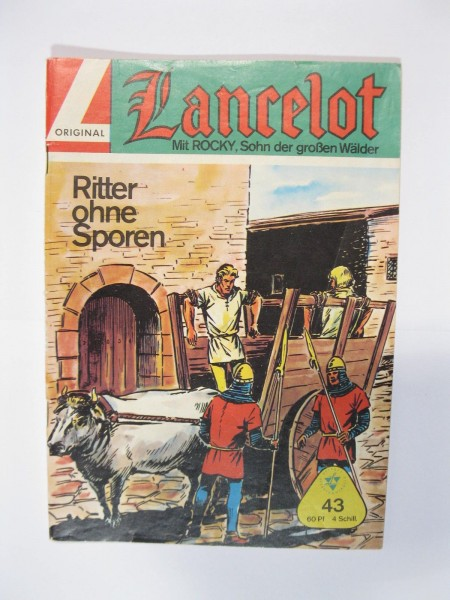 Lancelot Nr. 43 Lehning Verlag im Zustand (2) 51464
