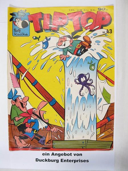 LUPO Modern Tip Top: Heft 1966 / 43 Pabel Verlag im Z (1-2) 41480