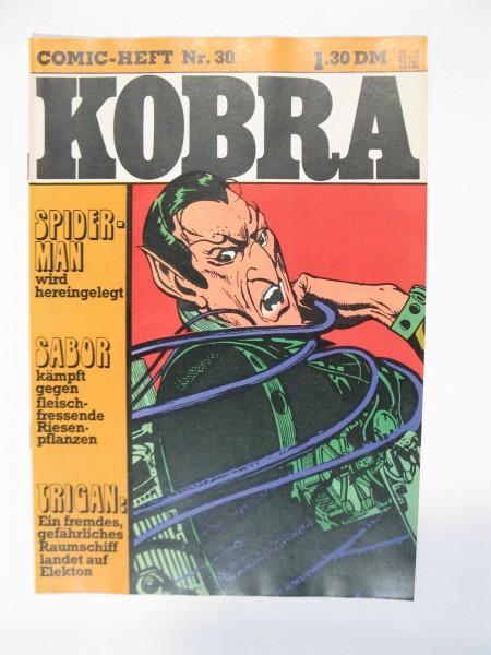 Kobra Comic 1975/30 Gevacur Verlag im Z (1 rK) 57000