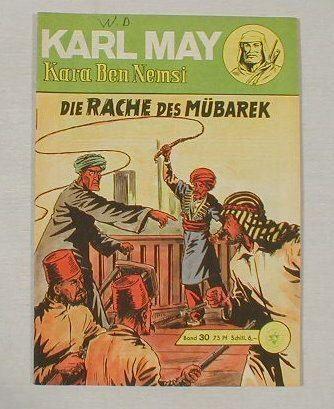Karl May 30 (Lehning Verlag 1963) 11594