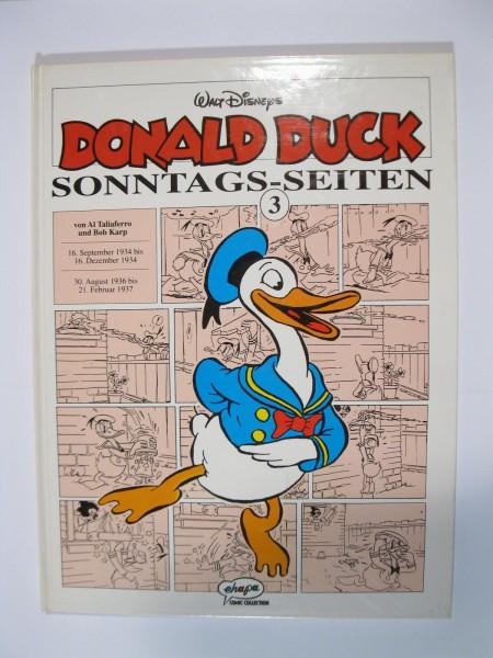 Donald Duck Sonntagsseiten Nr. 3 Ehapa Verlag Erstauflage 50535