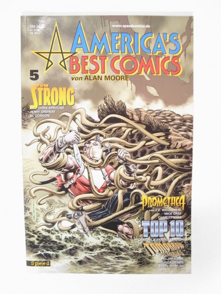 Americas Best Comic Nr. 5 Tilsner / Speed Verlag 99007