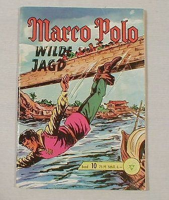 Marco Polo Nr. 10 Comic Lehning Verlag 11324