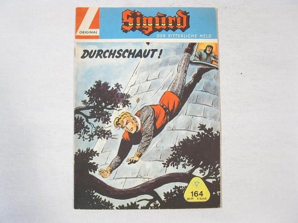 Sigurd Gb Nr. 164 Lehning Wäscher in Z(1-2) 34384