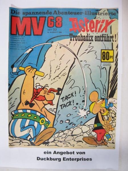 Mickyvision / Micky Vision 1968/32 Ehapa Verlag im Zustand (2) 47275