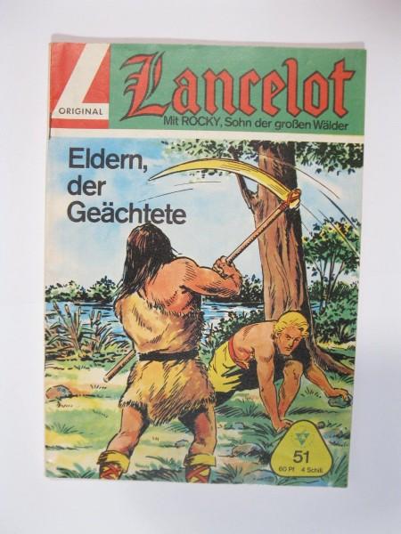 Lancelot Nr. 51 Lehning Verlag im Zustand (1-2) 51263