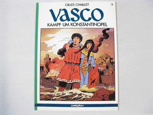 VASCO Nr. 3 Comic Plus Verlag 25575