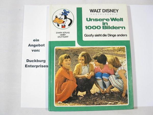Walt Disney Enzyklopädie Goofy sieht... Ehapa 26657
